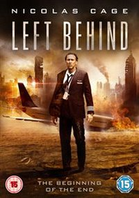 Left Behind (DVD) - Cover