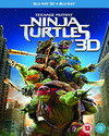 Teenage Mutant Ninja Turtles (3D Blu-ray)