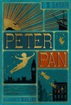 Peter Pan - J. M. Barrie (Hardcover) Cover