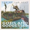 Ten of the Best God and Goddess Stories - David West (Paperback)