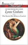 The Secret His Mistress Carried - Lynne Graham (Paperback)