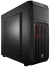 Corsair Carbide Series SPEC-01 + Windowed side panel ATX Chassis - Black (No PSU)