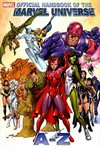 Official Handbook of the Marvel Universe a to Z 10 - Various (Hardcover)