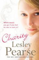 Charity - Lesley Pearse (Paperback) - Cover