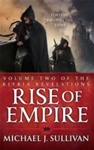 Rise of Empire - Michael J. Sullivan (Paperback)