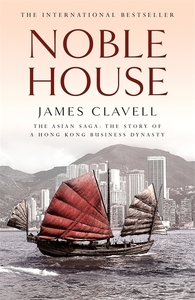 Noble House - James Clavell (Paperback) - Cover