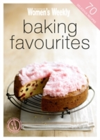 Baking Favourites - The Australian Women's Weekly (Paperback) - Cover