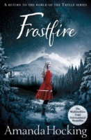 Frostfire - Amanda Hocking (Paperback) - Cover