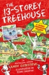 13-Storey Treehouse - Andy Griffiths (Paperback)