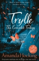 Trylle: the Complete Trilogy - Amanda Hocking (Paperback) - Cover