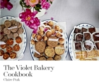 Violet Bakery Cookbook - Claire Ptak (Hardcover) - Cover