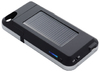 ChoiiX - Power Fort Solar Back Pack for iPhone - Black