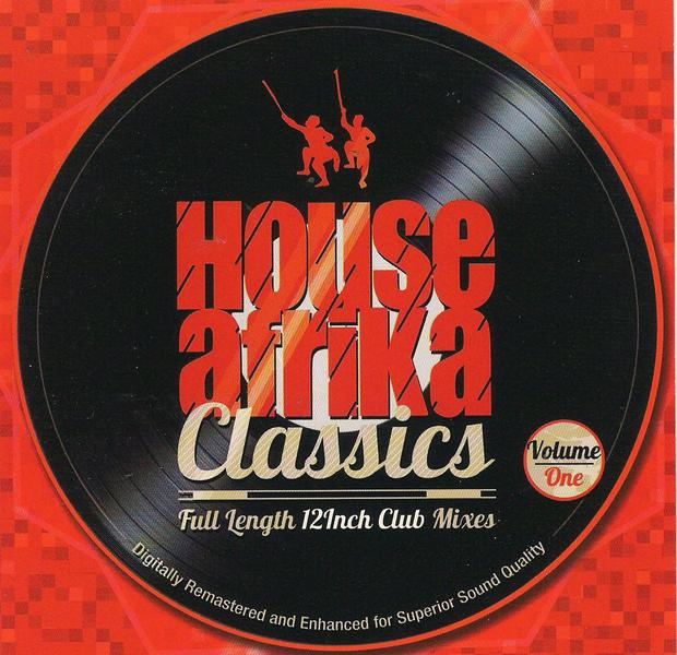 Various artists house afrika classics volume 1 cd for Classic house volume 1