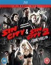Sin City/Sin City 2 - A Dame to Kill For (Blu-ray) Cover
