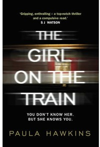Girl On the Train - Paula Hawkins (Hardcover) - Cover