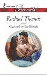 Claimed by the Sheikh - Rachael Thomas (Paperback)
