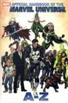Official Handbook of the Marvel Universe a to Z 9 - Jeff Christiansen (Hardcover)