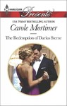 The Redemption of Darius Sterne - Carole Mortimer (Paperback)