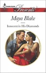 Innocent in His Diamonds - Maya Blake (Paperback)