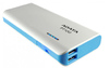 Adata PT100 10000 mAh Power Bank - White & Blue Cover