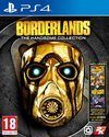 Borderlands: The Handsome Collection (PS4) Cover