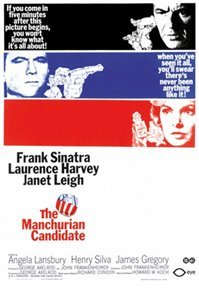Manchurian Candidate (Blu-ray) - Cover