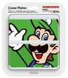 Nintendo new 3DS Cover Plates 2 - Luigi