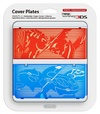 Nintendo new 3DS Cover Plates 9 - Pokemon OR/AS