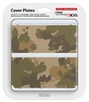 Nintendo new 3DS Cover Plates 17 - Camouflage