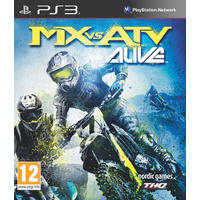 Thq4028 - MX vs ATV Alive (PS3)