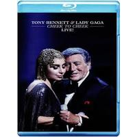 Tony Bennett & Lady Gaga - Cheek to Cheek Live (Blu-ray)