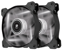 Corsair SP120 LED - White - x2 (twin pack) - 120x120x25mm - Cover