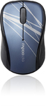 Rapoo 3100P 5G Wireless 3 Button Mouse - Blue