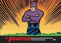 The Phantom 1 - Lee Falk (Hardcover) - Cover