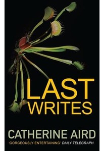 Last Writes - Catherine Aird (Paperback) - Cover