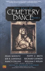 The Best of Cemetery Dance - Richard Chizmar (Paperback) - Cover