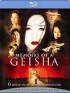 Memoirs of a Geisha (Region A Blu-ray)