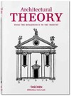 Architectural Theory - Taschen (Hardcover)