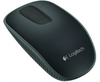 Logitech T400 Blue cordless optical - zone touch mouse