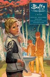 Buffy: Season Ten Volume 2 - I Wish - Christos Gage (Paperback) - Cover
