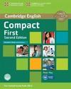 Compact First Student's Book With Answers With CD-Rom - Peter May (Mixed media product)
