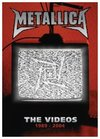 Metallica - The Videos 1989-2004 (DVD) Cover