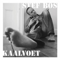 Stef Bos - Kaalvoet (CD) - Cover