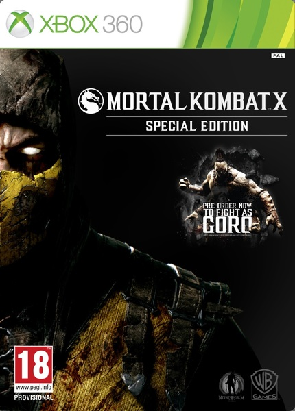 Mortal Kombat X Xbox 360 Video Games Online Raru