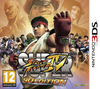 Super Street Fighter IV: 3D Edition (3DS) Cover