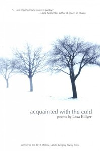 Acquainted With the Cold - Lexa Hillyer (Paperback) - Cover