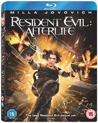 Resident Evil: Afterlife (Blu-ray) - Cover
