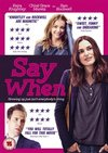 Say When (DVD)