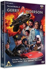 Lost Worlds of Gerry Anderson (DVD)