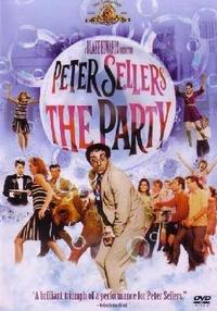 The Party   (DVD) - Cover
